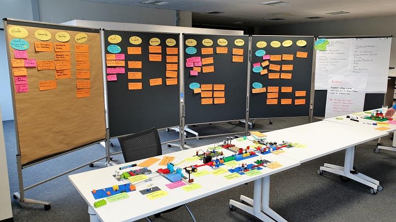 2 Tage Strategieworkshop: 19 Führungskräfte erarbeiten Anforderungen an das vernetzte Werk der Zukunft - Fallstudie von Jens Dröge