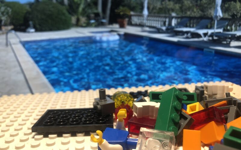 LEGO Serious Play PREMIUMAusbildung: 6 Tage Mallorca: 2 Ausbildungen in 5 halben Tagen + individuelles Mentoring ink. Übernachtung, Frühstück & Rahmenprogramm