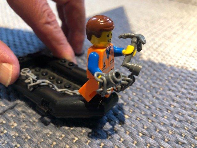 LEGO Serious Play Praxistipp Fragetechnik: Was, wenn die Teilnehmer die Antwort auf die Aufgabe bauen, die sie gerne hören würden?