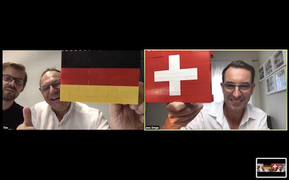 Hopp Schwiiz! Computare wird neuer Partner für die Ausbildung zum LEGO Serious Play Facilitiator in der Schweiz von Serious.Global