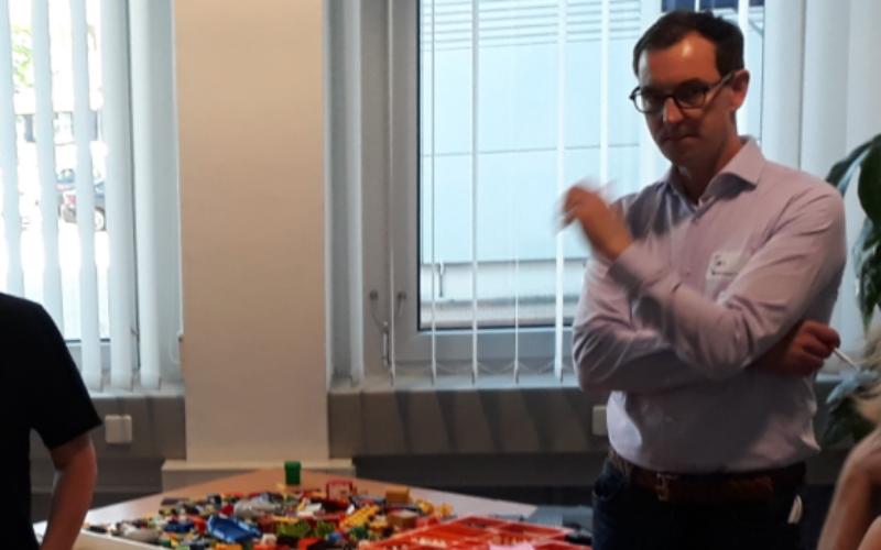 Dirk Raguse Jens Dröge Interview LEGO SERIOUS PLAY Gamification Blog