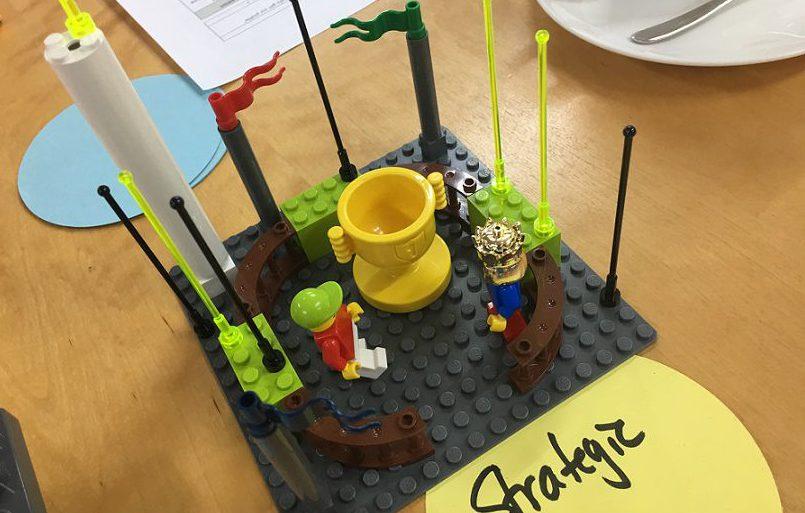 Strategieworkshop mit LEGO SERIOUS PLAY: Verbesserte Kundenansprache und besseres Verständnis über Kundenbedürfnisse - Fallstudie von Jens Dröge