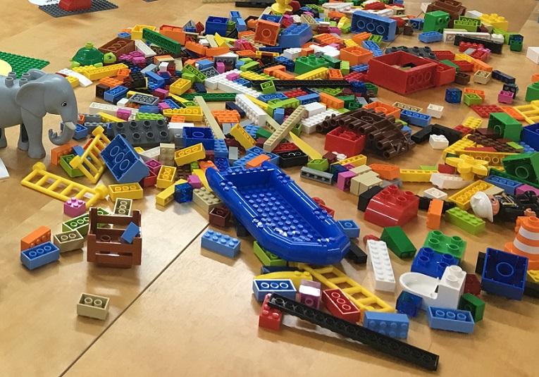 LEGO® SERIOUS PLAY® findet Lösungen... in der Organisationsentwicklung und im Change Management