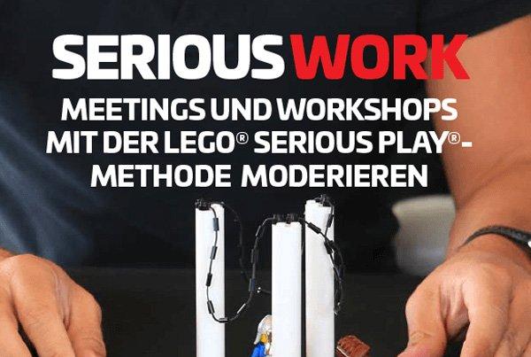 Jens Dröge - Deutscher Autor von SERIOUS WORK - dem LEGO SERIOUS PLAY-Buch