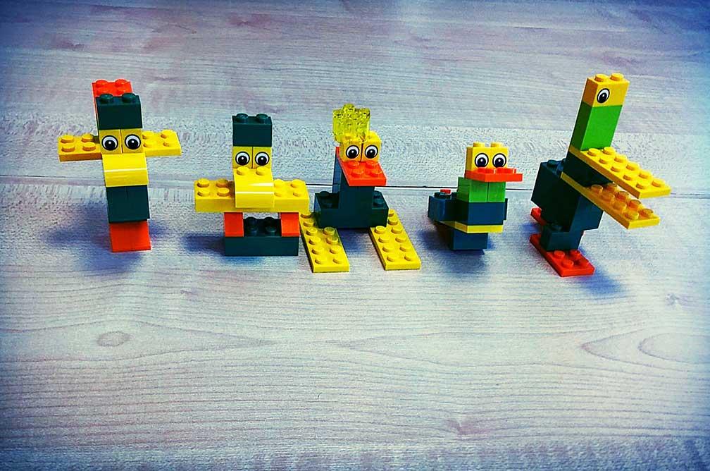 Das LEGO SERIOUS Play Skills Build ist der wichtigste Teil im Workshop. Warum Sie das Skills Build niemals kürzen dürfen und warum es so wichtig ist.