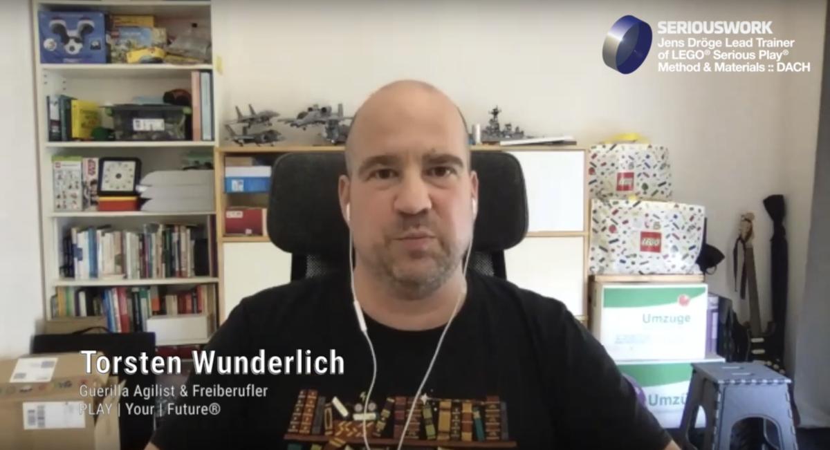 Was mich an der LEGO Serious Play Online Ausbildung von Jens Dröge begeistert hat Video