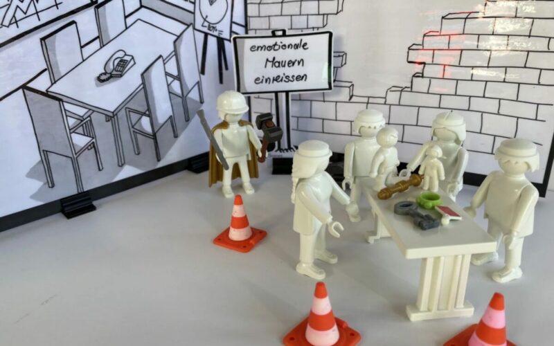 Jens Dröge - Zertifizierte Freiräumer-Ausbildung zum PLAYMOBIL pro Facilitator