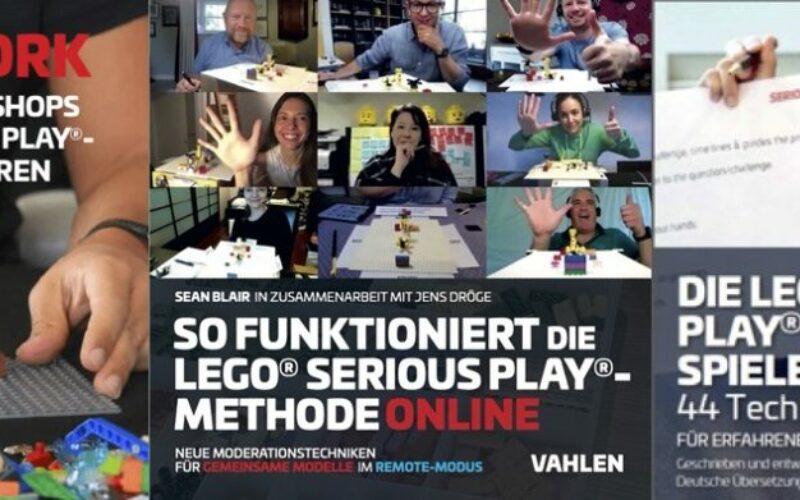 Jens Dröge Deutscher Autor DER LEGO Serious Play Bücher