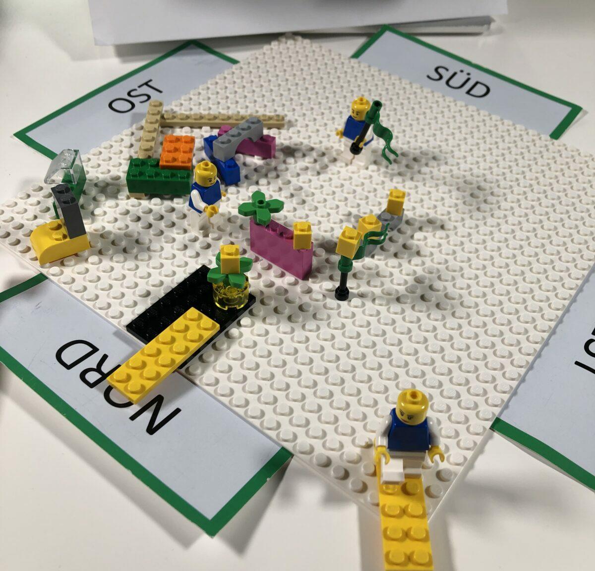 Teilnehmerbericht: Einführung eines neuen Arbeitszeitmodells mit LEGO Serious Play online